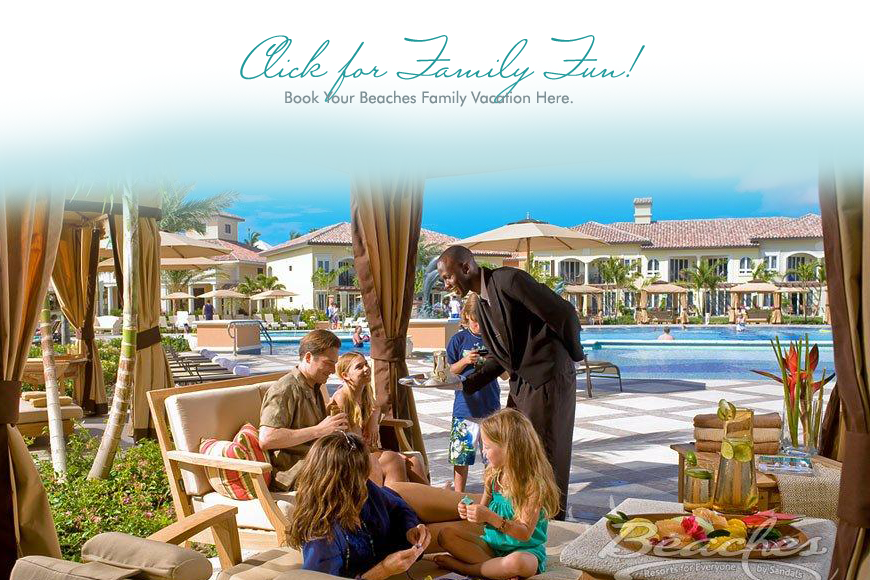 Beaches – All Inclusive Family Vacations